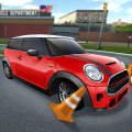 City Car Driving & Parking School Test Simulator Game