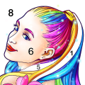 Coloring Fun : Color by Number Games Game