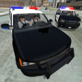 Cop Car Police Chase Driving Game