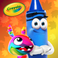 Crayola Create & Play: Coloring & Learning Games Game