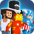 Crossy Heroes: Avengers of Smashy City Game