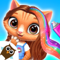 Amy's Animal Hair Salon - Cat Fashion & Hairstyles Game