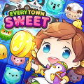 Everytown Sweet: Match 3 Puzzle Game