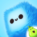 Fluffy Fall: Fly Fast to Dodge the Danger! Game