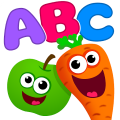 Funny Food ABC games for toddlers and babies Game