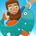 Hooked Inc: Fisher Tycoon Game