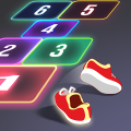 Hopscotch: Back to childhood Game