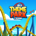 Idle Theme Park Tycoon - Recreation Game Game