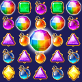 Jewel Castle™ - Classical Match 3 Puzzles Game