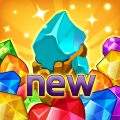 Jewels fantasy : Easy and funny puzzle game Game