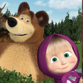 Masha and the Bear. Educational Games Game