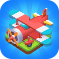 Merge Plane - Click & Idle Tycoon Game