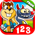 Monster Numbers: Math Games for kids Game