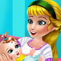 New Born Ava Baby Day Care Game