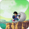 Pocket Z Warriors: Planet Protector Game