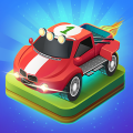 Race Cars Merge Games Game