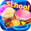 School Lunch Maker! Food Cooking Games Game